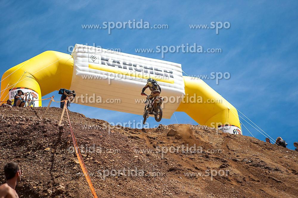 07.06.2012, Erzberg, Eisenerz, AUT, Erzbergrodeo 2012, im Bild Frantz Roqesalana, (FRA), EXPA Pictures © 2012, PhotoCredit: EXPA/ M. Kuhnke