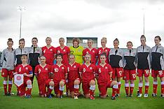 110909 Wales Women U17 v Denmark
