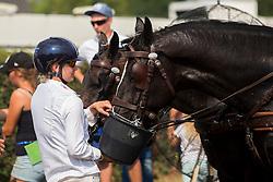 Exell Boyd, AUS, Carlos, Celviro, Checkmate, Daphne<br /> Aachen 2018<br /> © Hippo Foto - Sharon Vandeput<br /> 21/07/18