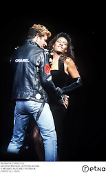 February 26, 2011 - London, England, United Kingdom - GEORGE MICHAEL, AUSTRALIA 1988...© MICHAEL PUTLAND / RETNAUK..CREDIT ALL USES (Credit Image: © Avalon via ZUMA Press)
