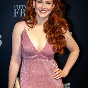 NLD/Amsterdam/20180206 - Fifty Shades Freed premiere, Dian Biemans