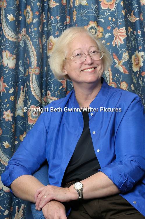 Connie Willis, American science fiction writer. Picture Taken 29th October 2011<br /> <br /> Picture by Beth Gwinn/Writer Pictures<br /> <br /> WORLD RIGHTS