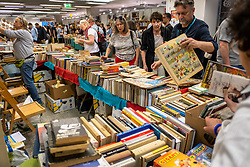Nearly 800 exhibitors from 27 countries, 1000 authors and creators, 1500 events – this is what can be expected of the 10th Warsaw Book Fair, the largest international book event in Poland.<br />