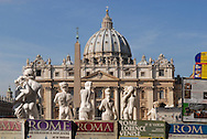 Rome, Italy 17/10/2007: St.Peter square on Wednesday Pray..©Andrea Sabbadini