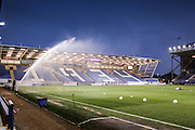 London Road Stadium during the Sky Bet League 1 match between Peterborough United and Coventry City at London Road, Peterborough, England on 25 March 2016. Photo by Simon Davies.