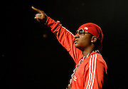 Rapper Yung Joc performs as part of the Screamfest 2007 tour stop at Madison Square Garden on Wednesday, August 22, 2007 in New York.