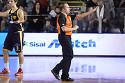 DESCRIZIONE : Campionato 2013/14 Acea Virtus Roma - Sutor Montegranaro<br /> GIOCATORE : Gianluca Sardella<br /> CATEGORIA : Arbitro Referee Mani<br /> SQUADRA : AIAP<br /> EVENTO : LegaBasket Serie A Beko 2013/2014<br /> GARA : Acea Virtus Roma - Sutor Montegranaro<br /> DATA : 18/01/2014<br /> SPORT : Pallacanestro <br /> AUTORE : Agenzia Ciamillo-Castoria / GiulioCiamillo<br /> Galleria : LegaBasket Serie A Beko 2013/2014<br /> Fotonotizia : Campionato 2013/14 Acea Virtus Roma - Sutor Montegranaro<br /> Predefinita :