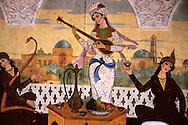 historic illustration, Istanbul
