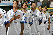 DESCRIZIONE : Cagliari Torneo Internazionale Sardegna a canestro Italia Inghilterra <br /> GIOCATORE : Luigi Datome Team Italia <br /> SQUADRA : Nazionale Italia Uomini <br /> EVENTO : Raduno Collegiale Nazionale Maschile <br /> GARA : Italia Inghilterra Italy Great Britain <br /> DATA : 15/08/2008 <br /> CATEGORIA : Ritratto <br /> SPORT : Pallacanestro <br /> AUTORE : Agenzia Ciamillo-Castoria/S.Silvestri <br /> Galleria : Fip Nazionali 2008 <br /> Fotonotizia : Cagliari Torneo Internazionale Sardegna a canestro Italia Inghilterra <br /> Predefinita :