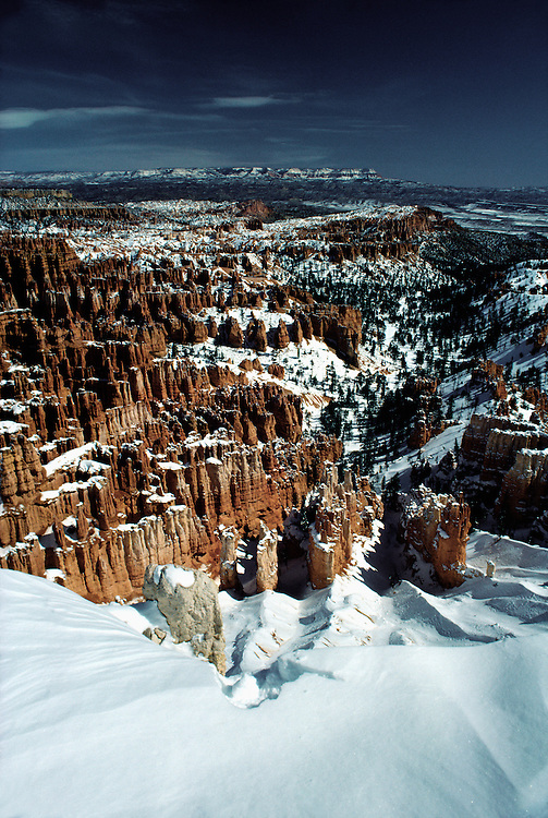 Bryce Canyon National Park, Utah, US.
