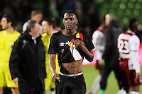 Deception Lens - Aristote MADIANI - 18.04.2015 - Metz / Lens - 33eme journee de Ligue 1<br />
