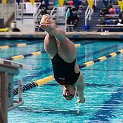01/03/2016 - Women's Swimming & Diving