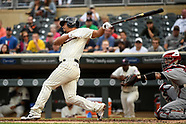 Minnesota Twins v Cleveland Indians - 17 Aug 2017