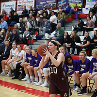 Women's Basketball: University of St. Thomas (Minnesota) Tommies vs. University of Wisconsin, La Crosse Eagles