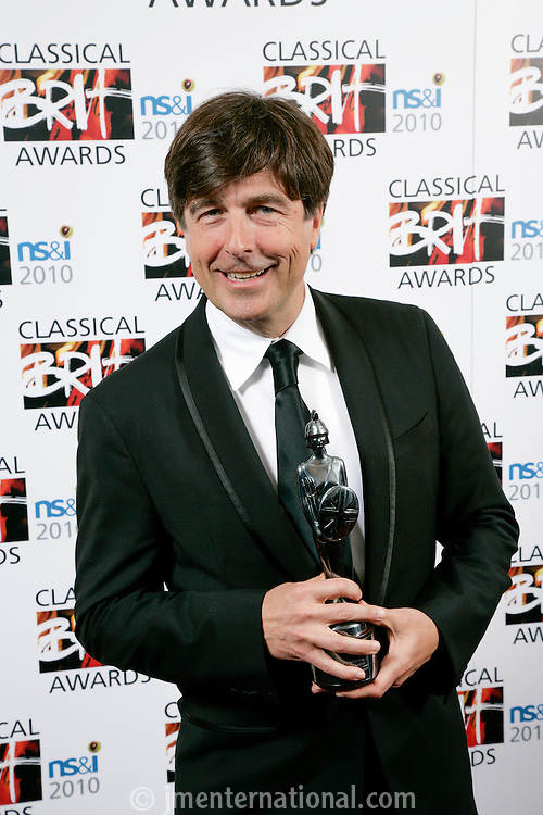 The Classical BRIT Awards 2010 at The Royal Albert Hall, London.<br /> Wednesday, May.5, 2010 (John Marshall JME)