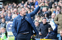 Millwall manager Neil Harris - Mandatory by-line: Arron Gent/JMP - 17/03/2019 - FOOTBALL - The Den - London, England - Millwall v Brighton and Hove Albion - Emirates FA Cup Quarter Final