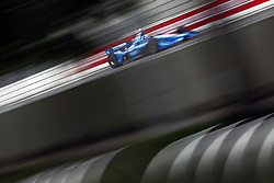 July 13, 2018 - Toronto, Ontario, Canada - ED JONES (10) of the United Arab Emirates takes to the track to practice for the Honda Indy Toronto at Streets of Exhibition Place in Toronto, Ontario. (Credit Image: © Justin R. Noe Asp Inc/ASP via ZUMA Wire)