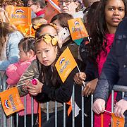 NLD/Groningen/20180427 - Koningsdag Groningen 2018, Oranjefan