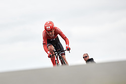 Floortje Mackaij (NED) at Boels Ladies Tour 2019 - Prologue, a 3.8 km individual time trial at Tom Dumoulin Bike Park, Sittard - Geleen, Netherlands on September 3, 2019. Photo by Sean Robinson/velofocus.com