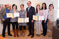 Student Research Grant Recipients