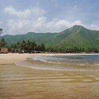 Playa de Chuao, Choroni, Edo. Aragua, Venezuela