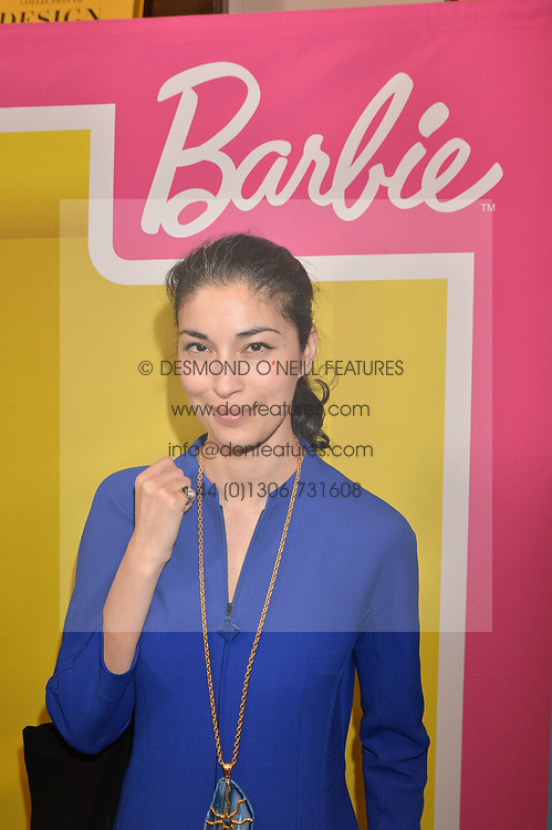 Caroline Issa at The Art of @barbiestyle Book Launch held at Maison Assouline, Piccadilly, London on 15 June 2017.Photo by Dominic O'Neill/SilverHub 0203 174 1069/ 07711972644 - Editors@silverhubmedia.com