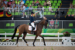 Blom Merel, NED, Rumour Has It<br /> Olympic Games Rio 2016<br /> © Hippo Foto - Dirk Caremans<br /> 07/08/16