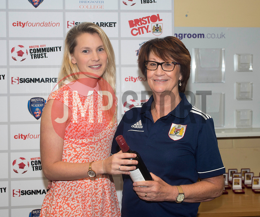 Bristol City Community Trust - Presentation Night - 17/06/2014
