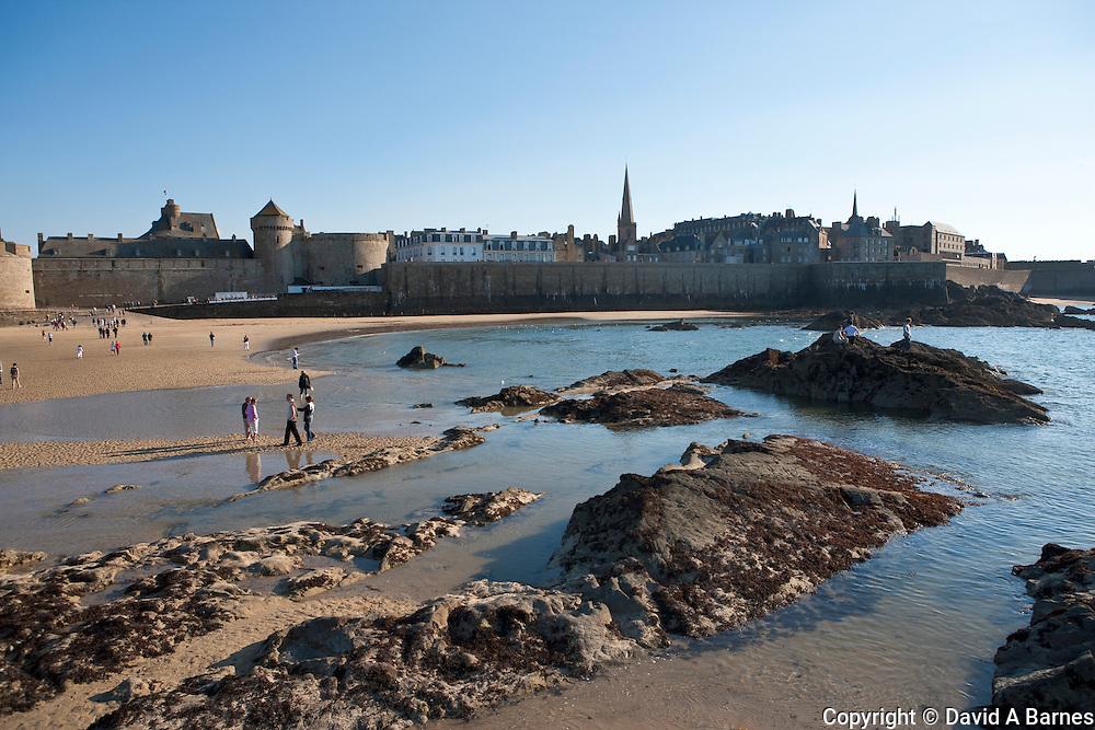 Saint Malo, Ille et Vilaine, Brittany, France