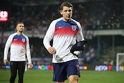 England's James Tarkowski