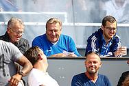 13-09-2015 VOETBAL:FEYENOORD-WILLEM II:ROTTERDAM<br /> Jan Boskamp op de tribune<br /> <br /> Foto: Geert van Erven