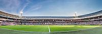 ROTTERDAM - Feyenoord - Olympiakos FC, Voetbal , Seizoen 2015/2016 , oefenwedstrijd , Stadion de Kuip , 01-07-2015 , Panorama van de kuip