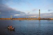 Recife_PE, Brasil..Obelisco da Restauracao Pernambucana no Cais da Alfandega em Recife, Pernambuco...Restoration of Pernambuco Obelisk  in Alfandega Quay in Recife, Pernambuco...Foto: JOAO MARCOS ROSA / NITRO