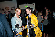 PRINCESS ELIZABETH THURN UND TAXIS: COUNTESS GIADA DOBRZENSKY; The launch of the Peroni Nastro Azzurro Accademia del Film Wrap Party Tour. Brick Lane. 25 August 2010. -DO NOT ARCHIVE-© Copyright Photograph by Dafydd Jones. 248 Clapham Rd. London SW9 0PZ. Tel 0207 820 0771. www.dafjones.com.