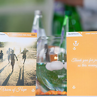 Images from the Voices of Hope event held at The glasshouse in Edinburgh by World Vision.