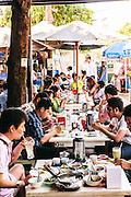 'Feel Myanmar Food' restaurant. Yangon, Myanmar