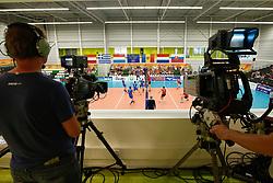 20170525 NED: 2018 FIVB Volleyball World Championship qualification, Koog aan de Zaan<br />Videocoverage, Ziggo TV, Laola1 TV<br />©2017-FotoHoogendoorn.nl / Pim Waslander