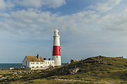Portland Bill Lighthouse; Isle of Portland; Dorset; England; UK