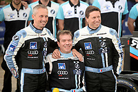 Frederic Sausset (FRA) / Christophe Tinseau (FRA) / Jean-Bernard Bouvet (FRA)  #84 SRT41 By Oak Racing Morgan LMP2 - Nissan . Le Mans 24 Hr June 2016 at Circuit de la Sarthe, Le Mans, Pays de la Loire, France. June 12 2016. World Copyright Peter Taylor/PSP.