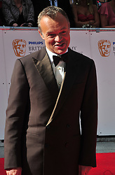 © licensed to London News Pictures. London, UK  22/05/11  Graham Norton attends the BAFTA Television Awards at The Grosvenor Hotel in London . Please see special instructions for usage rates. Photo credit should read AlanRoxborough/LNP