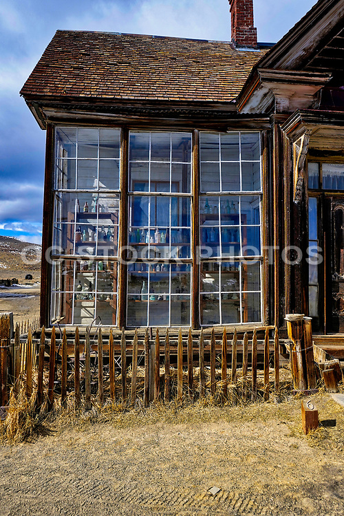 Bodie Pharmacy at Bodie State Park