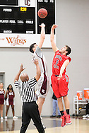 February 19, 2015: The Rogers State University Hillcats play against the Oklahoma Christian University Eagles in the Eagles Nest on the campus of Oklahoma Christian University.