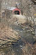 Fairfax Bridge  Maple street/Village/ Lower Bridge 1865
