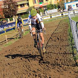 10-11-2019: Wielrennen: Europees Kampioenschap Veldrijden: Silvelle<br />Luca Harter