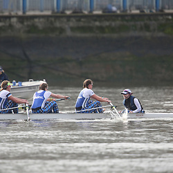 2017 Women's Eights Head of the River Race