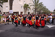 Israel, Modi'in, Purim Parade and procession March 2010