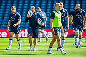 Scotland Rugby 23-08-2019. Captains Run 230819