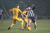 Newport County v Grimsby Town FC 140217