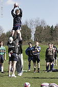Bath Rugby Camp at Lambridge Training Ground. 6-4-2006. Action Pics