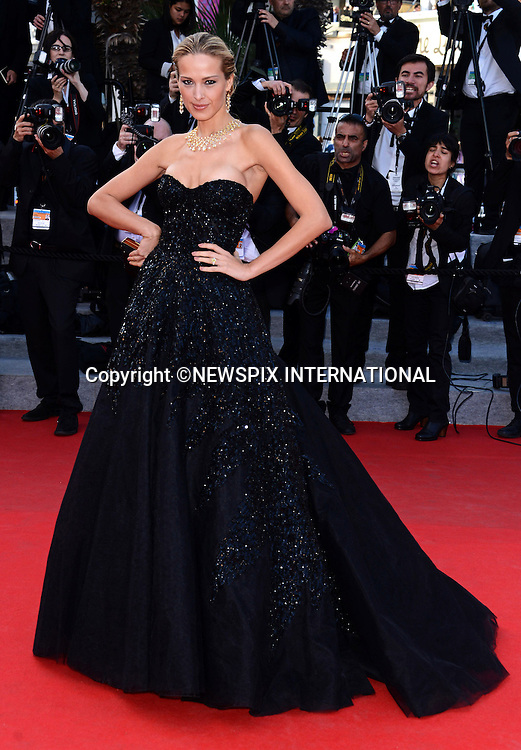 PETRA NEMCOVA<br /> attends the &quot;Deux Jour, Une Nuit&quot; screening at the 67th Cannes Film Festival, Cannes<br /> Mandatory Credit Photo: &copy;NEWSPIX INTERNATIONAL<br /> <br /> **ALL FEES PAYABLE TO: &quot;NEWSPIX INTERNATIONAL&quot;**<br /> <br /> IMMEDIATE CONFIRMATION OF USAGE REQUIRED:<br /> Newspix International, 31 Chinnery Hill, Bishop's Stortford, ENGLAND CM23 3PS<br /> Tel:+441279 324672  ; Fax: +441279656877<br /> Mobile:  07775681153<br /> e-mail: info@newspixinternational.co.uk